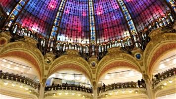 Galeries Lafayette Paris Hausmann